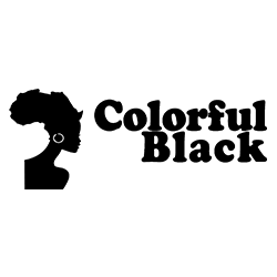 logo Colorful Black