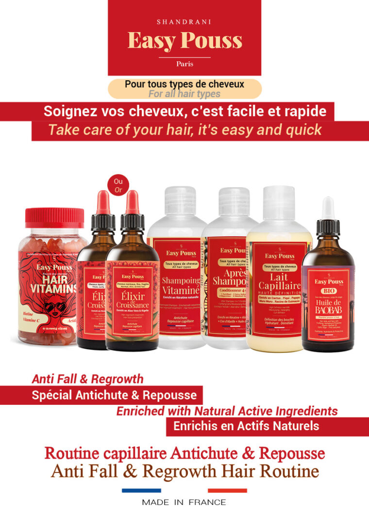 image Routine capillaire Antichute Repousse